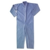 Kimberly-Clark® KLEENGUARD* A65 Elastic-Cuff Hood & Boot Flame-Resistant Coveralls - Blue, 2XL