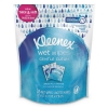 Kimberly-Clark® Kleenex® Wet Wipes Gentle Clean for Hands & Face - White, 25 Wipes/PK