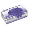 PURPLE NITRILE* Exam Gloves - Large
