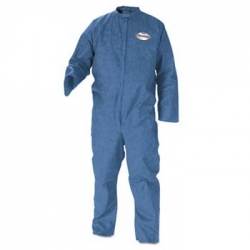 KCC58505 - Kimberly-Clark® A20 Breathable Particle Protection Coveralls - Blue,2- XL