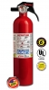 KIDDE Full Home Fire Extinguishers - 2.5 lb