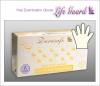 LifeGuard DuraSafe Vinyl Exam PF Stretch Gloves  - LG Size