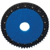 "Malish POWER-PAD CLEAN-GRIT Scrubbing Brush/Pad Driver - 19"" Block - 15"" Pad"