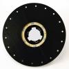 "Malish Tuff-Block Velcro Diamond Disc / Pad Driver - 19"" Dia."