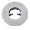 Malish BIG-MOUTH Floor Machine Pad Centering Device - Gray, LH Thread