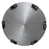 "Malish SP-17 Hard Surface Prep Tool w/ Dual Position Blade Holders - 17"" Dia."