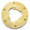 "Malish Floor Machine Pad Driver Clutch Plate - 5"" Centerhole"