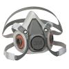 3M 6000 Series Half Facepiece Respirators -