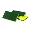 """3M 3.6"""" X 6.1"""" Scotch-Brite™ Medium-Duty Scrubbing Sponge #74 - 20/CS"""