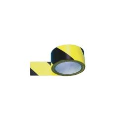 MMM57022 -  Caution Stripe Tape - 2 wide x 108 ft