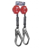 Miller Twin Turbo Fall Protection System, D-Ring Connector - 3/6FT