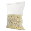 """ITW DYMON Zippit® Resealable Bags - 10"""" x 13"""", Clear"""