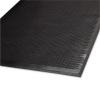 "Guardian Clean Step Outdoor Rubber Scraper Mat - 36"" x 60"", Black"
