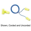 3M E·A·Rsoft™ Yellow Neons™ Corded Soft Foam Ear Plugs - 200 PR/Box