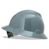 MSA V-Gard® Hard Hats - Gray, Non-slotted