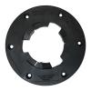 "Malish Floor Machine Universal Pad Driver Clutch Plate - 5"" Centerhole"