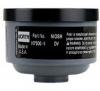 North Safety N75001 Organic-Vapor Respirator Cartridge - 18/BX