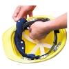 OccuNomix Snap-On Hard Hat Sweatband - Navy