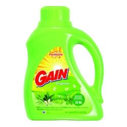 Gain® Liquid Laundry Detergent - 25 OZ.