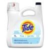 PROCTER & GAMBLE Tide® Free & Gentle™ Liquid Laundry Detergent - 150 oz Pump Bottle, 4/Carton