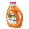PROCTER & GAMBLE Tide® Plus Bleach Alternative Liquid Laundry Detergent - Original Scent, 69 oz Bottle