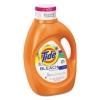 PROCTER & GAMBLE Tide® Plus Bleach Alternative Liquid Laundry Detergent - Original Scent, 92 oz, 4/Ctn