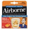 RUBBERMAID Airborne® Immune Support Effervescent Tablet - Orange