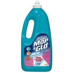 REC 74297 - RECKITT BENCKISER Professional MOP & GLO® TRIPLE ACTION™ Floor Shine Cleaner - 64-OZ. Bottle