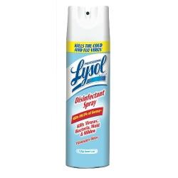 REC 74828 - RECKITT BENCKISER Professional LYSOL® Brand III Disinfectant Spray - Crisp Linen®