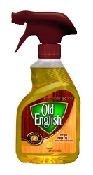 RECKITT BENCKISER Old English® Wood Care Lemon Oil Trigger - Dust & Allergen