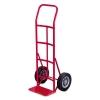 Two-Wheel Steel H& Truck - 500lb, Red
