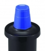 """SAN JAMAR  One-Size-Fits-All EZ-Fit® In-Counter Cup Dispenser - 8-46 Oz., 23¼"""" Long"""