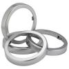 SAN JAMAR  EZ-Fit® Metal Finish Rings - For C2410C Cup Dispenser