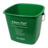 RUBBERMAID Kleen-Pail® Sanitizing Pail - Green, 8 Qt.