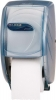 SAN JAMAR  Duett Oceans® Standard Bath Tissue Dispenser - Arctic Blue
