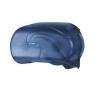 SAN JAMAR  Versatwin® Oceans® w/Bio Pruf Standard Bath Tissue Dispenser - Arctic Blue