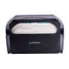 SAN JAMAR  Toilet Seat Cover Dispenser - Black Pearl