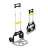 RUBBERMAID Stow & Go™ Aluminum Cart - 110 lb