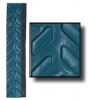 Square Scrub Blue Diamonds for Square Scrub - 100 Grit