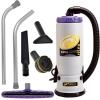 SSS ProTeam Super QuarterVac HEPA 120 Vacuum - W/ 107100 kit