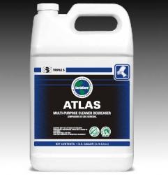 SSS 13135 - SSS Atlas Multi-Purpose Cleaner Degreaser - Gallon Bottle