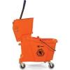 SSS Side Press Mopping Combo - 32-Qt., Orange
