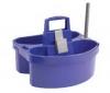 SSS GatorMate Portable Caddy/Bucket - Blue/Gray