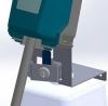 SSS Navigator Single Button Dispenser Lock Kit -