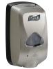 SSS GOJO® PURELL® TFX™ Touch Free Dispenser - Brushed Metallic, 1200 mL.