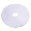 """SSS White High Lustre Polishing Floor Pad - 10"""""""