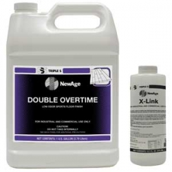 SSS 32006 - SSS NewAge Double Overtime Sports Floor Finish - w/X-Link, 3 Gallons / Pail