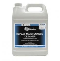 SSS 32009 - SSS NewAge Replay Maintenance Hardwood Floor Cleaner - 4 Gallons / Case