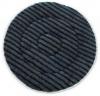 "SSS Gray MicroPower Carpet Bonnet - 19"""