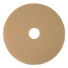 SSS Tan Burnish Pad 3400 - 20""